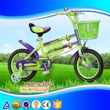 bicicleta infantil de modelo nuevo y venta caliente bicicleta