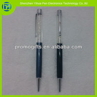 B8062 high-quality pen with crystals,metal crystal pen