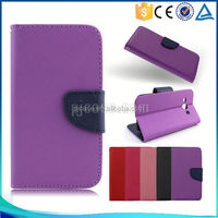 Hot sale Mixed colors pu leather flip cover case for googel Nexus4 E960