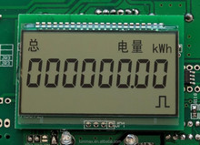 Electric Meter use TN LCD
