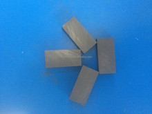 hot sell carbon vane carbon blade for for vaccum pump