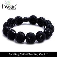 Hot Sale Womens Fashion Vintage Cross Arrow Leather Bracelet Multilayer bracelets bangles cuff bracelets/pulseras