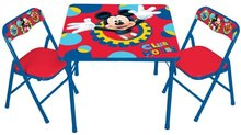 Cartoon Club House Capers Activity Table Set