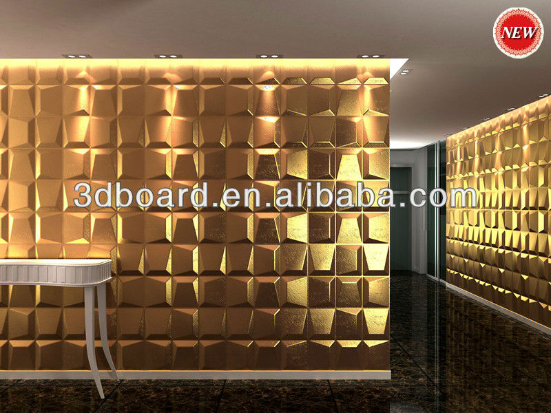 Distributor wanted new fashion waterproof wallpaper for - Paneles decorativos paredes ...