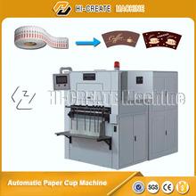 Full Automatic paper cup die cutting machine