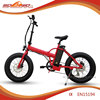"SOBOWO 1:1 intelligent pedal assistant system 20"" mini fat tire folding/foldable electric pocket bike"