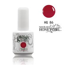 168 colores gel de uñas naturales esmaltado para uñas gel uñas