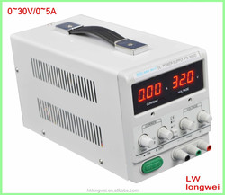 Precision Variable DC Power Supply 30V 5A Digital Adjustable Regulated Lab power supply