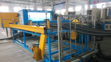 rubber cutting machine///EPDM rubber sheet and hose extrusion production line