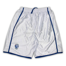 Dazzle dry fit custom made mens basketball wear basketball shorts wholesale