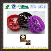 Soft safety custom silicone items, custom silicone products, custom silicone cases