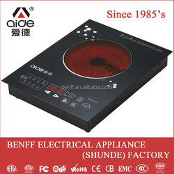 2000W no electromagnetic radiator heat stove used home appliance ceramic cookware