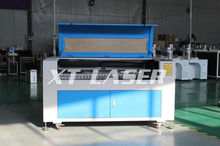2014 hot sale co2 laser engraving cutting machine for pvc, wooden, plastic, leather, metal