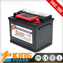 12V car battery DIN60MF King Power acumulatori auto