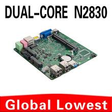 Hot sale Z3735f Mini PC Atom Mini PC Desktop Mini motherboard X30 -N2830 Support Ubuntu &xp&win 7 4G RAM 128G SSD