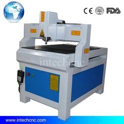 cheap 1.5kw/2.2kw 6090 small cnc wood cutting machine Intechcnc 3d cnc stone sculpture machine