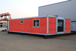and container practical cost 40ft container home with toilet for sale