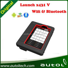 X431 V (X431 PRO) Original X431 V WIFI/Bluetooth Online Update X431 v pro auto Diagnostic Tool DHL FREE