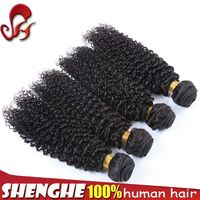factory wholesale remy human hair free sample cheap malaysian afro kinky curl sew in hair weave