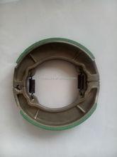 Brake shoe type brake shoes used motorcycle in China RS125