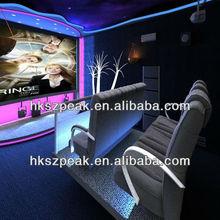 amazing chinese 2014 entertainment 7d cinema amusement ride