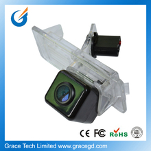 Wide angle best hidden car rear view camera for renault megane