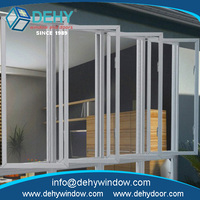 Top quality aluminium alloy frame sliding window in Alibaba China Shanghai