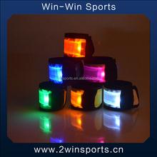 glow in dark slap bracelet customized glow in the dark wristbands