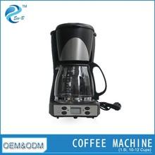 2015 Wholesale Automatic Digital Control Drip Coffee Machines