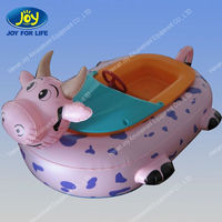inflatable pink pig boat made in china with cheap price