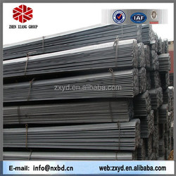 a36 ss400 mild carbon equal and unequal black & galvanized angle iron steel bar