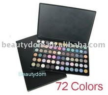 High Quality~! Professional 72 Diamond shimmer Eye Shadow palette