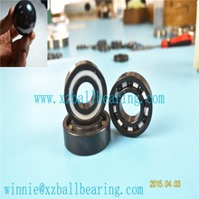 Open typed bearing Si3N4 ball bearing with super performance 6006 /bicycle axle