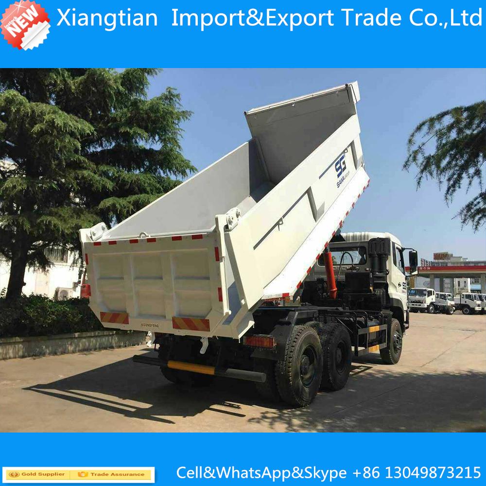 2017 kiểu Mới 375 HP tipper LK375 Cargo truck