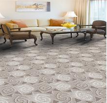100% polypropylene broadloom customized carpet for home decor