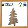 Laser cutting OEM&ODM wood tree beautifual wooden decor