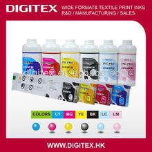 Made In China Eco Solvent Ink For Mimaki Printer ink
