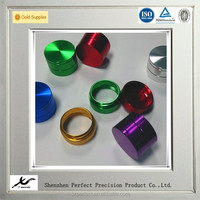 High Quality Anodize Aluminum Alloy Cover Parts