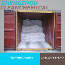 Titanium dioxide is sourced from ilmenite, rutile and anatase