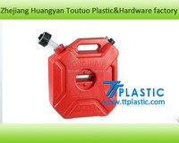 Gasoline Can Jerry can 5L Plastic Motorcycle Fuel Tank For Boat Yatch Truck