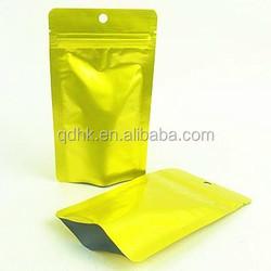 mini ziplock bag with 1 color printing packing bag