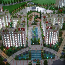 New Arrival!! Miniature Scale Model on Construction for Real Estate