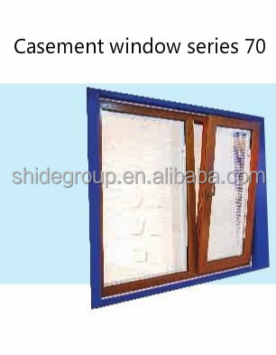 Casement Window Buy Co Extrusion Film Lamination Pvc