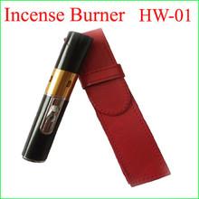 portable lighter power pen best selling incense burner pen with lighter
