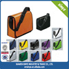 PVC tarpaulin lorry bag with mobile phone pouch messenger bag
