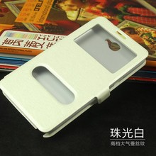 High Quality Flip View Window Smart Cover CaseSamsung NOTE2 N7100