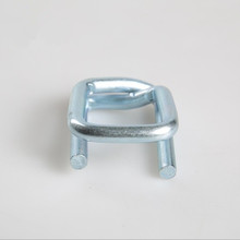 38mm metal buckle for composite PET strapping