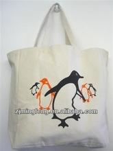 2014 fashion high quality cotton bottle bags