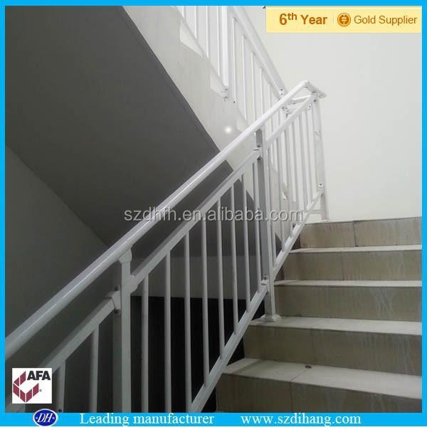 Trap ontwerp voor marmer indoor ijzeren trap smeedijzeren trap leuning balustrades en - Leuning smeedijzeren trap ...