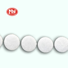 100% nylon extreme strength adhesive hook and loop dots